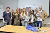 Technasium leerlingen bedenken oplossing voor booreilanden