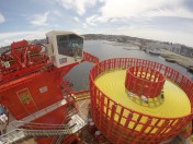 Upgraded hydraulic subsea cable laying equipment (Photo credit: Blue Offshore)