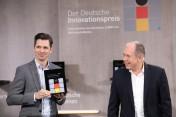 Philipp Guth, hoofd van de business unit Automation & Electrification Solutions bij Bosch Rexroth AG