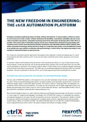 ctrlX Engineering Whitepaper