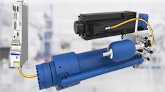 Servo-Hydraulic Actuator (SHA)